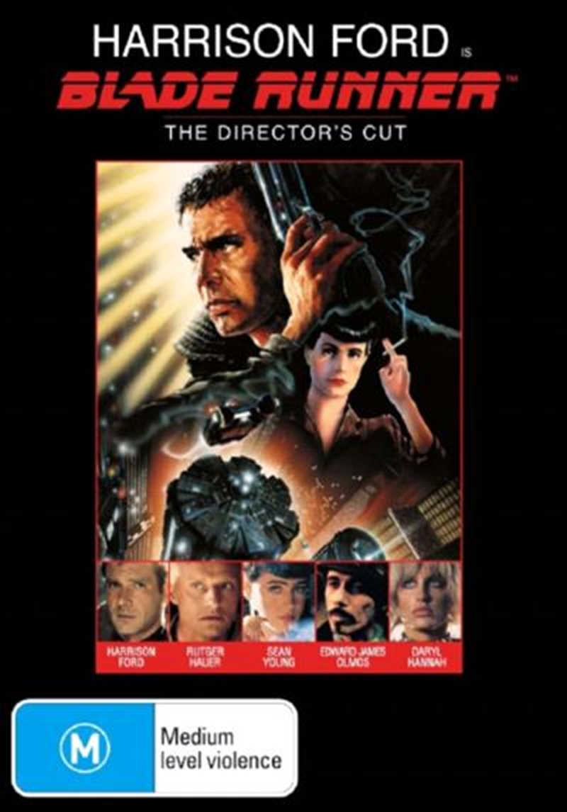 Blade Runner: The Director's Cut | DVD