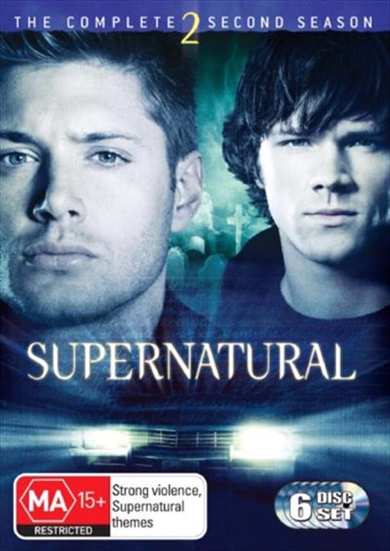 Supernatural - Season 02 | DVD