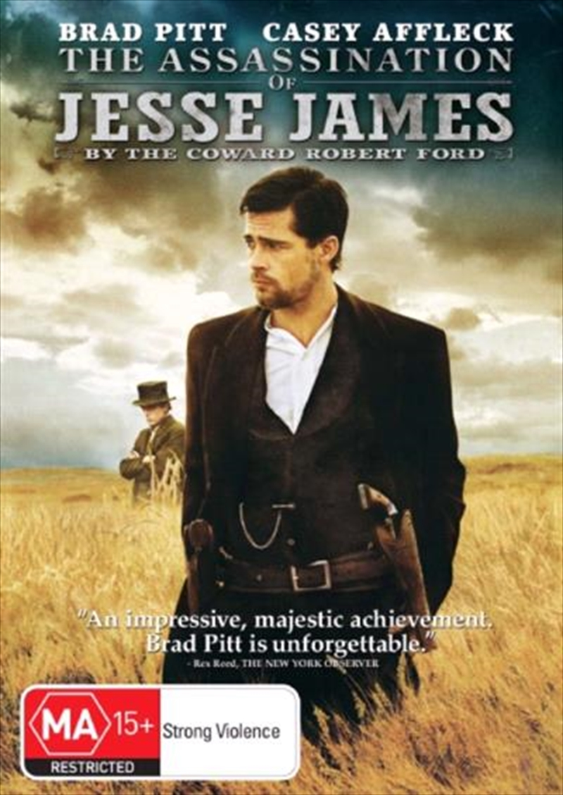 Assassination Of Jesse James By The Coward Robert Ford | DVD