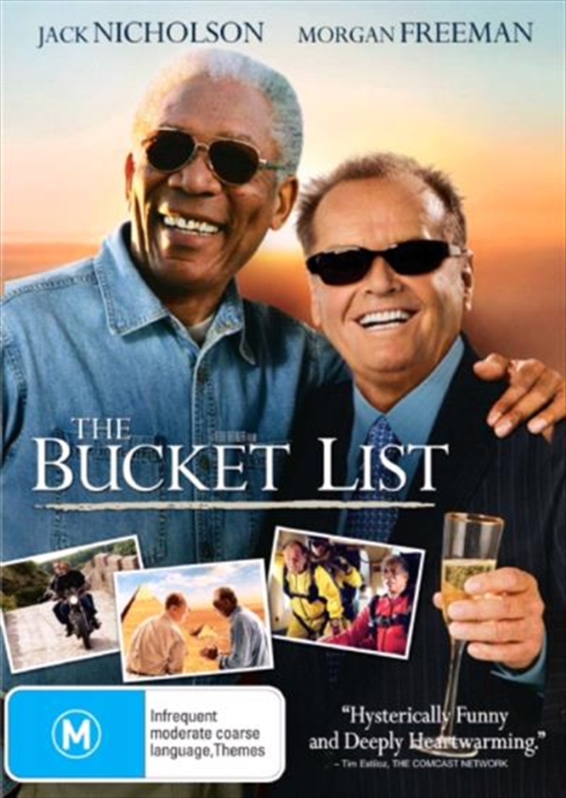 Bucket List, The | DVD