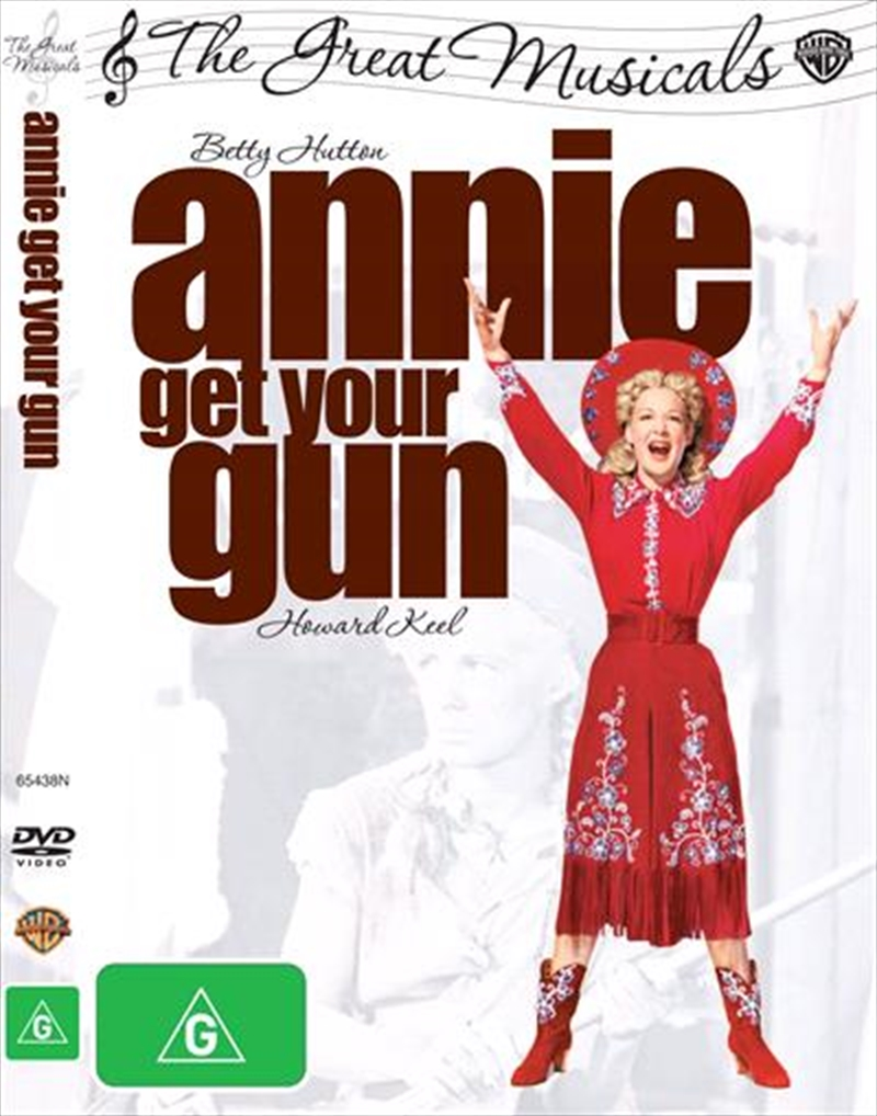 Annie Get Your Gun | DVD