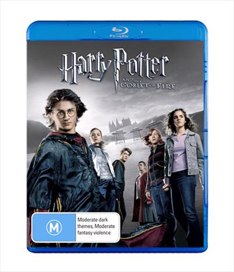 Harry Potter And The Goblet Of Fire | Blu-ray