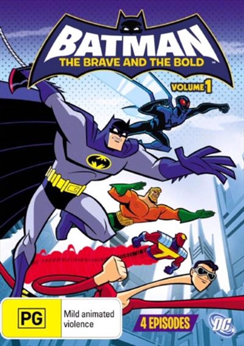 Batman - The Brave And The Bold - Vol 01