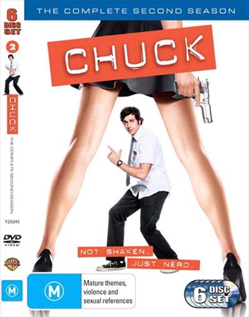 Chuck - Season 02 | DVD
