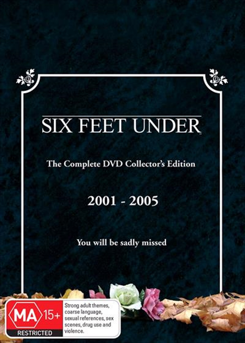 Six Feet Under | Series Collection | DVD