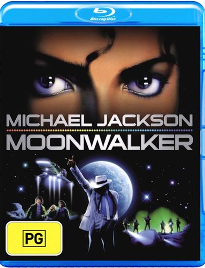 Moonwalker | Blu-ray