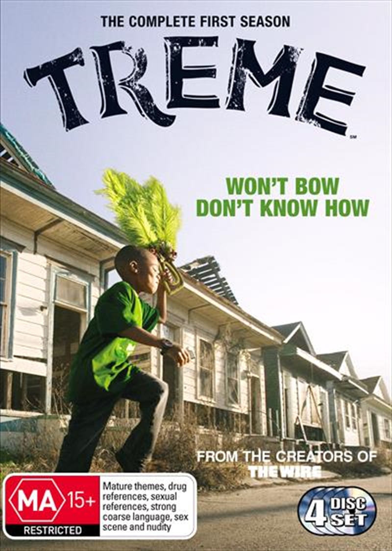 Treme - Season 1 | DVD