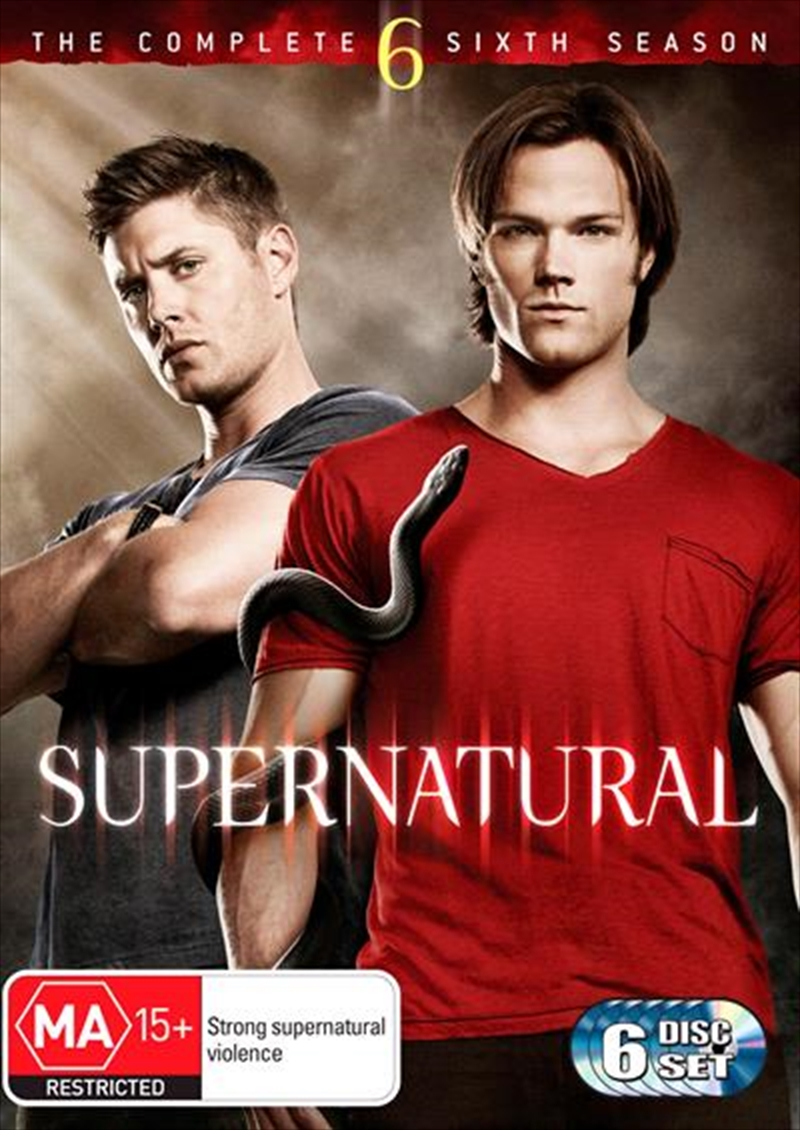 Supernatural - Season 6 | DVD
