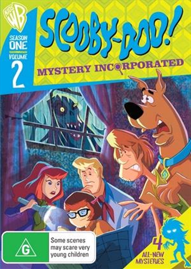 Scooby mystery incorporated season 2 episode 1 : Nagin