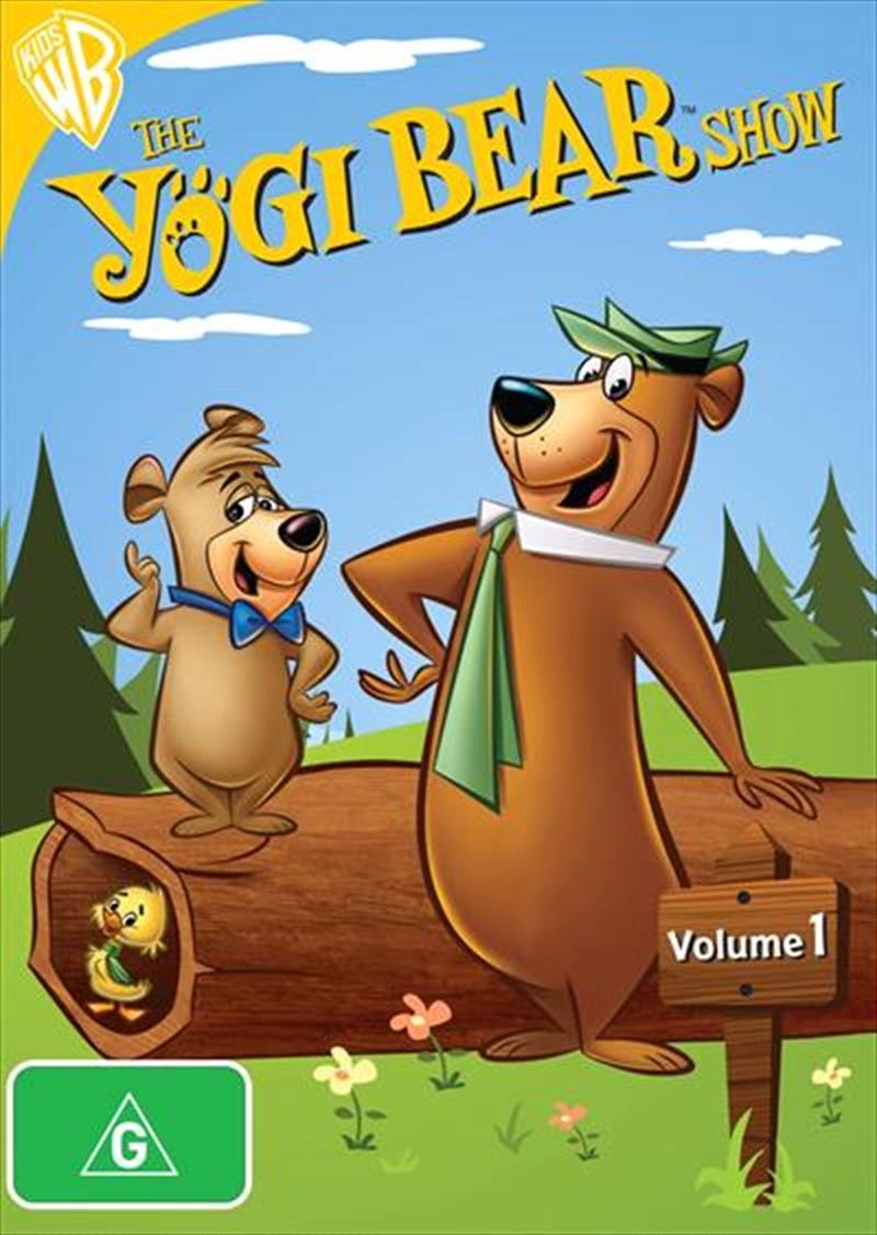 Yogi Bear Show - The Complete Series - Vol 1, The | DVD