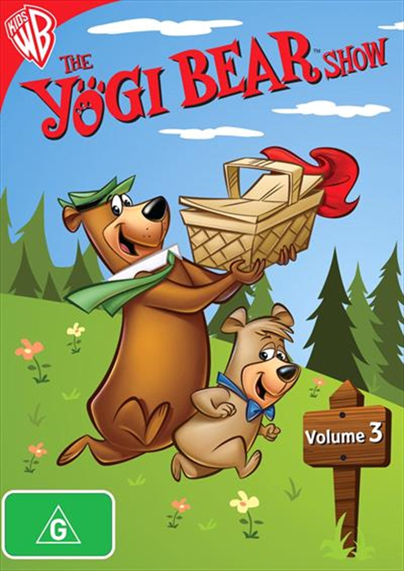 Yogi Bear Show - The Complete Series - Vol 3, The | DVD