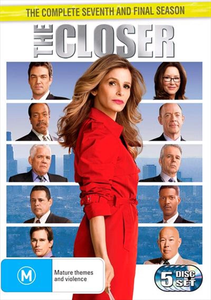 Closer, The - Season 7 | DVD