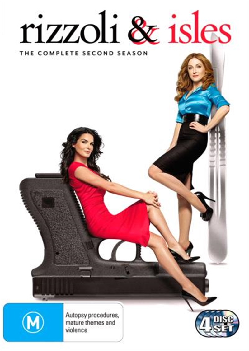 Rizzoli and Isles - Season 2 | DVD