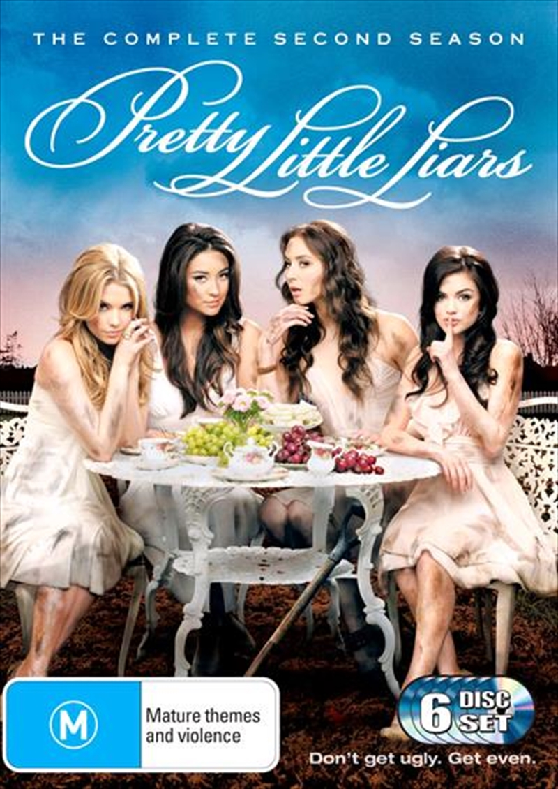 Pretty Little Liars - Season 2 | DVD