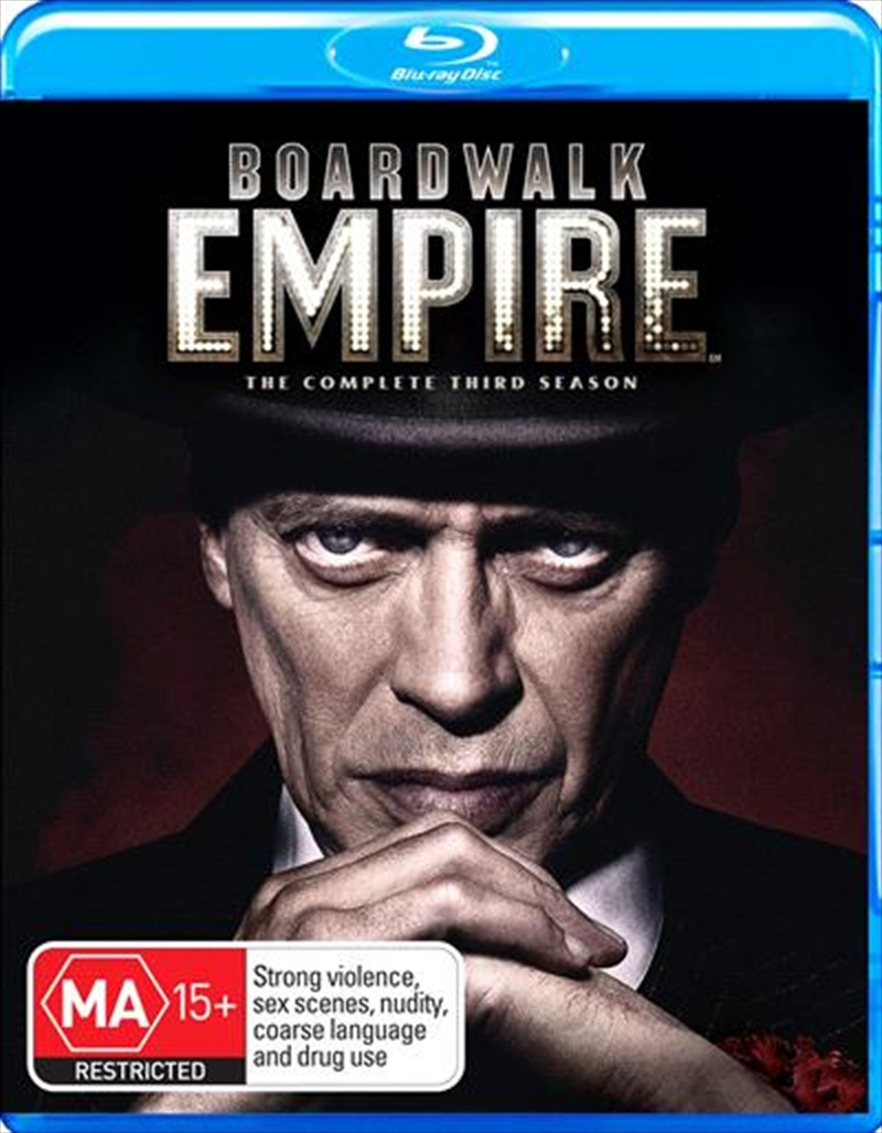 Boardwalk Empire - Season 3 | Blu-ray