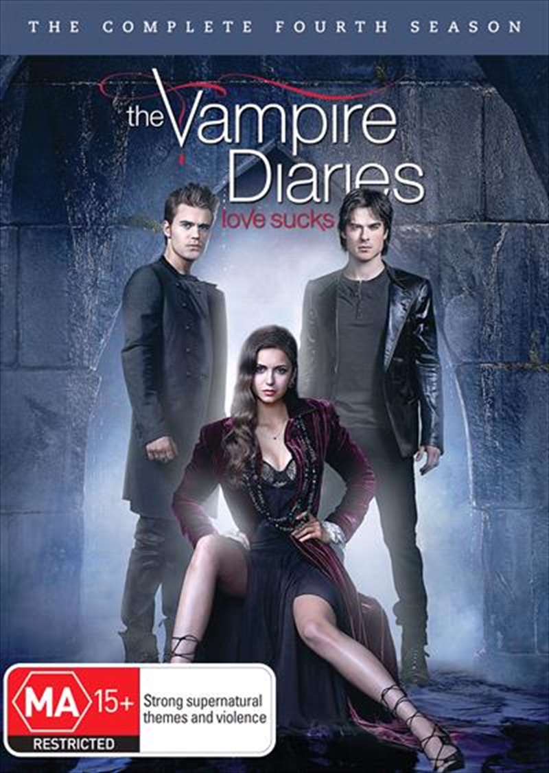 Vampire Diaries - Season 4 | DVD