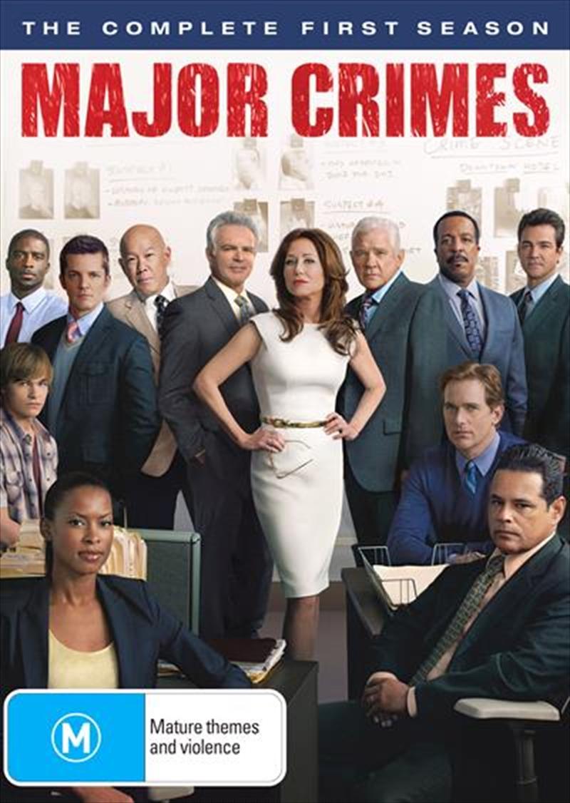 Major Crimes - Season 1 | DVD