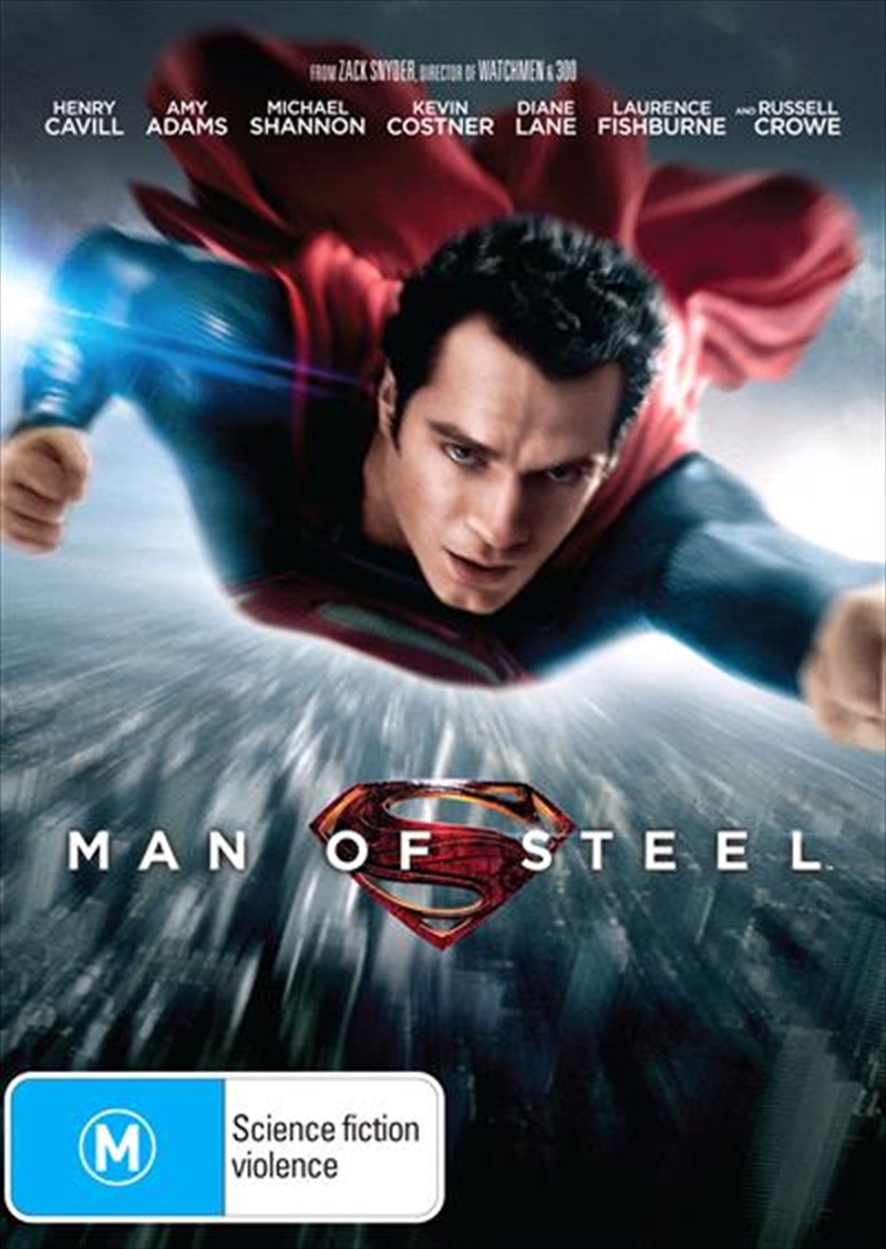 Man Of Steel | DVD