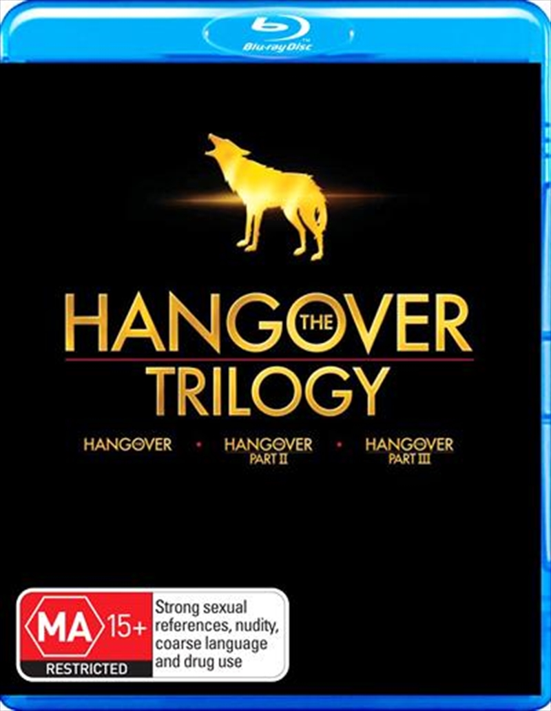 Hangover Trilogy, The | Blu-ray