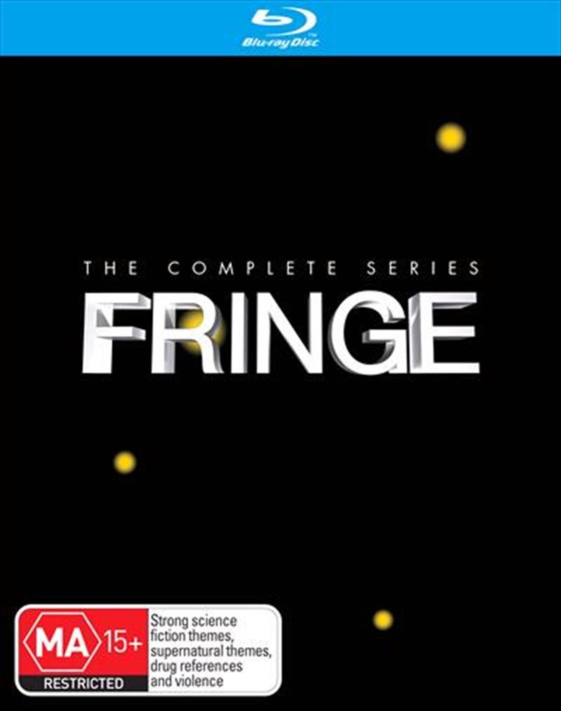 Fringe - Season 1-5 | Boxset | Blu-ray