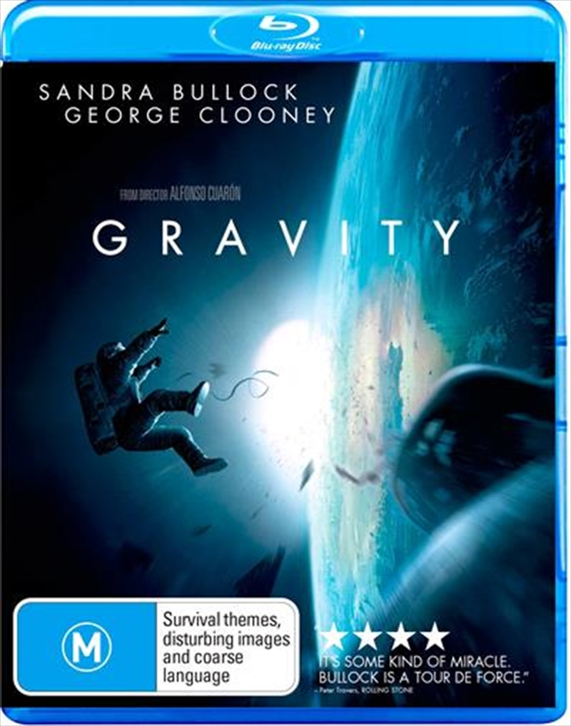 Gravity | Blu-ray