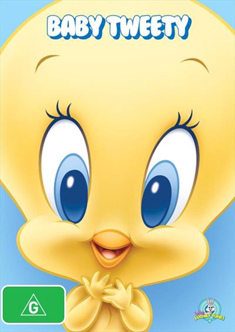 Baby Looney Tunes Baby Tweety Animated Dvd Sanity