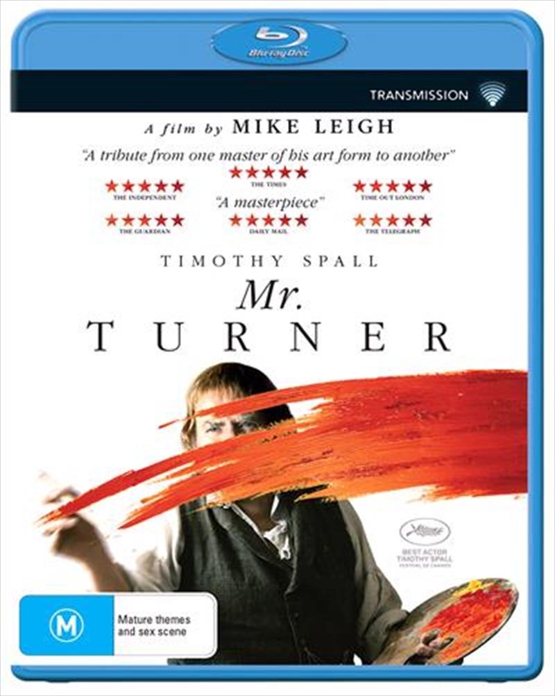 Mr. Turner | Blu-ray