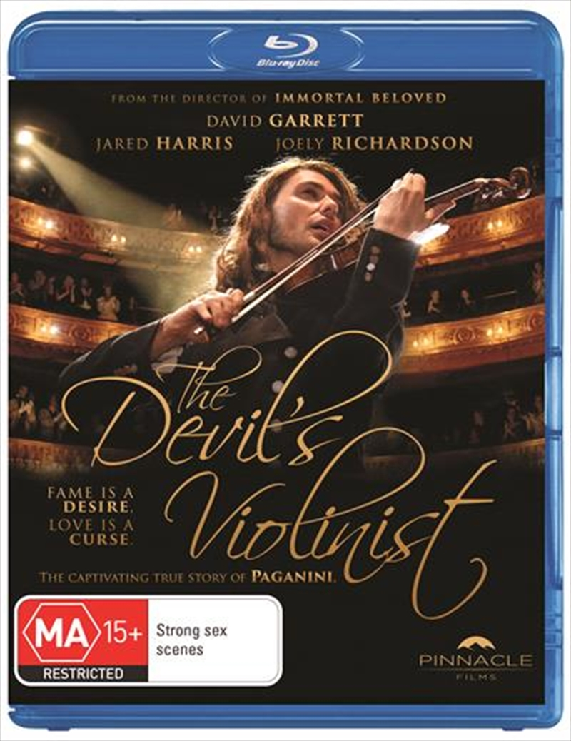 Devil's Violinist, The | Blu-ray