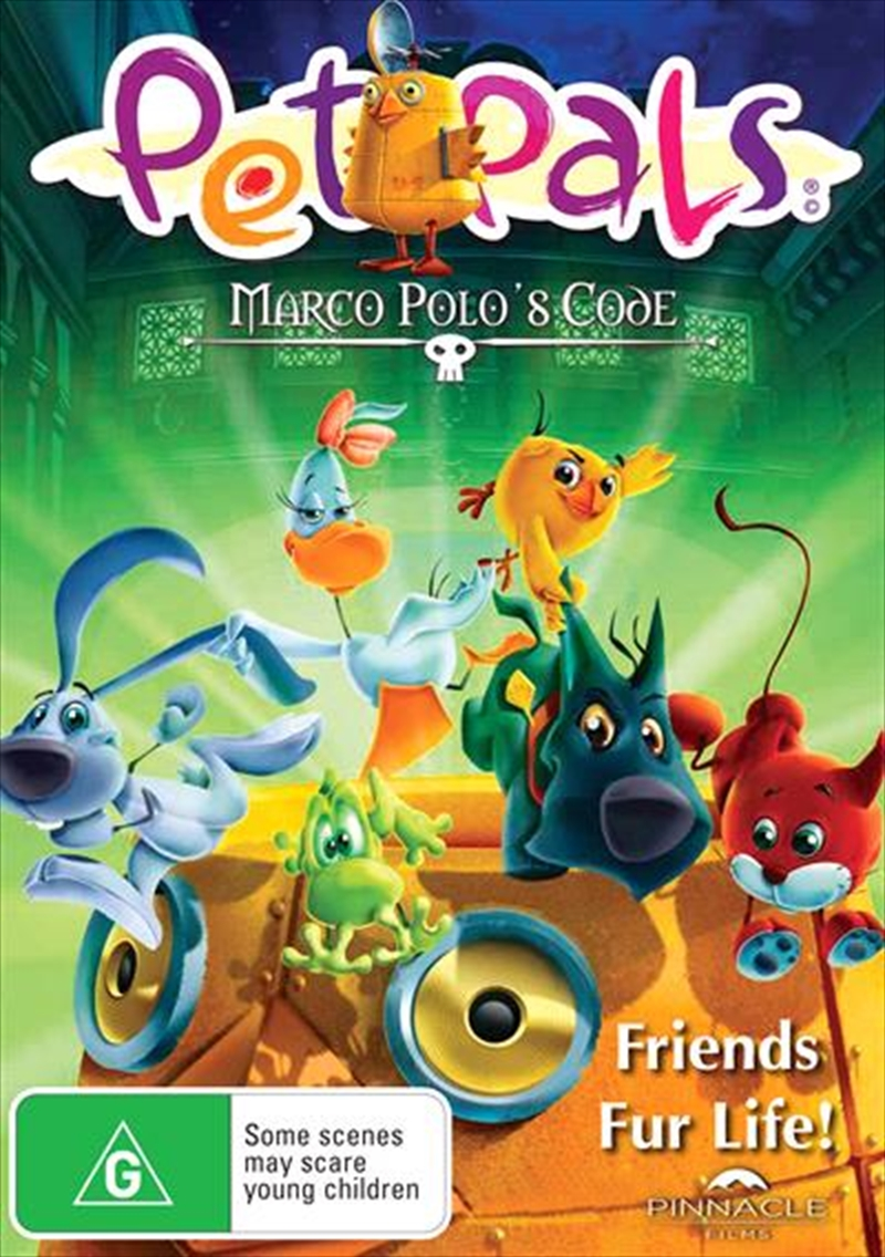 Pet Pals - Marco Polo's Code | DVD
