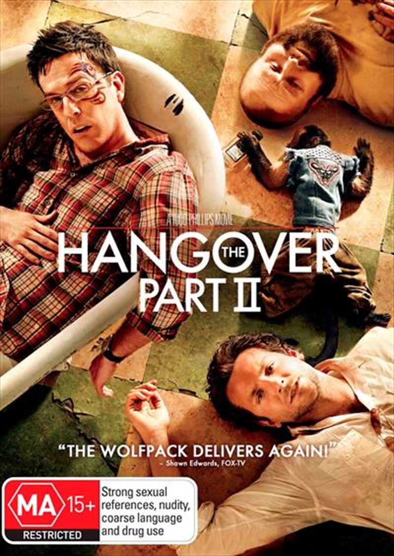 Hangover - Part 2, The | DVD
