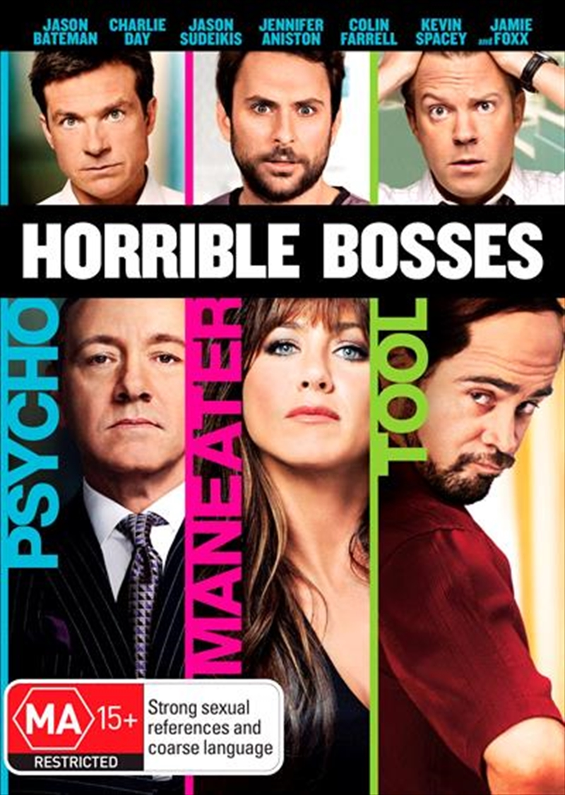 Horrible Bosses | DVD