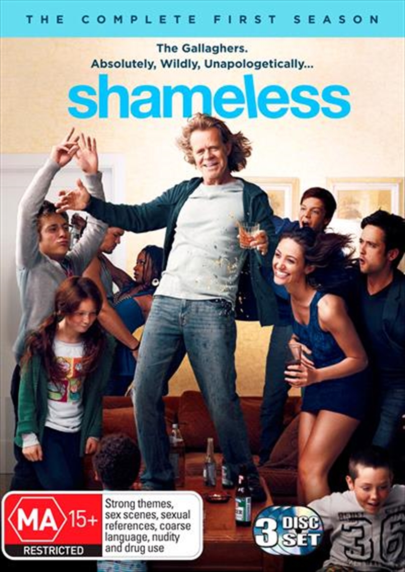 Shameless - Season 1 | DVD