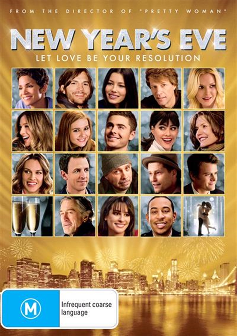 New Year's Eve | DVD