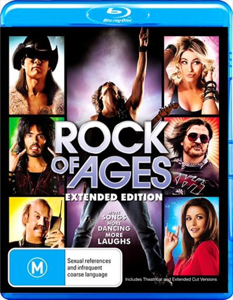 Rock Of Ages | Blu-ray