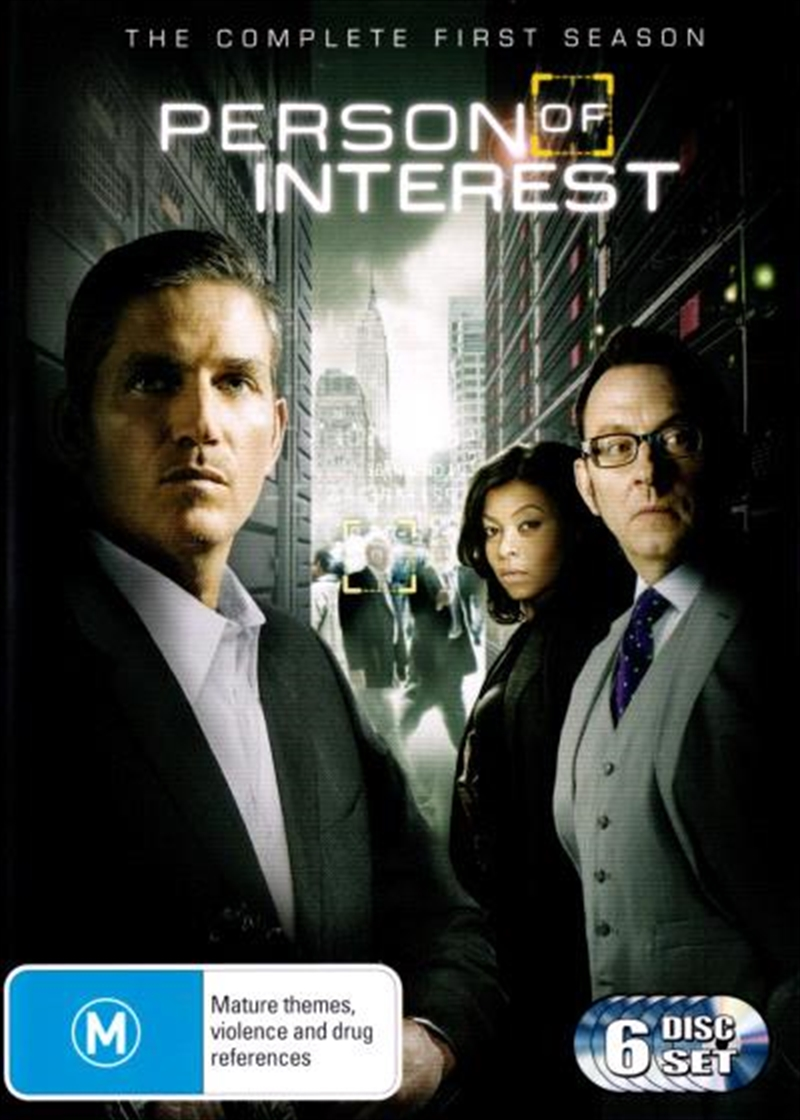 Person Of Interest - Season 1 | DVD