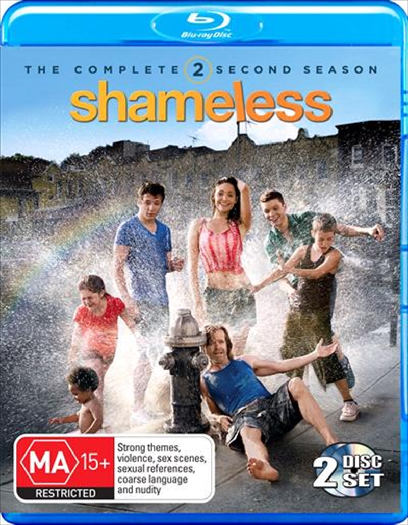 Shameless - Season 2 | Blu-ray