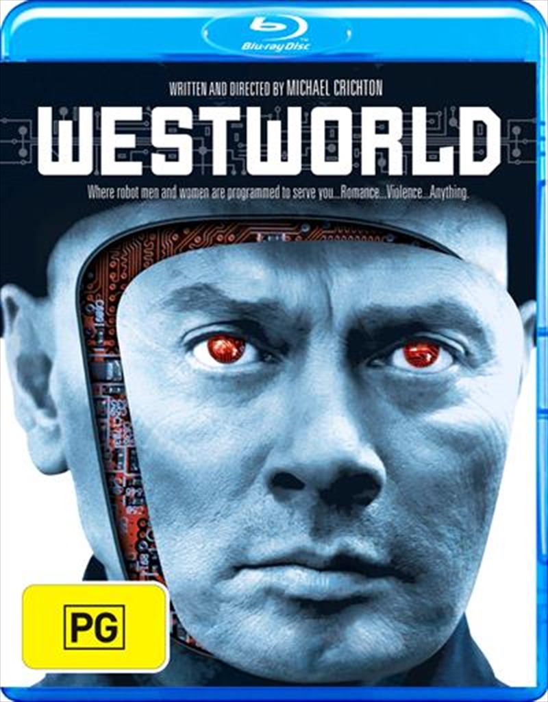 Westworld | Blu-ray