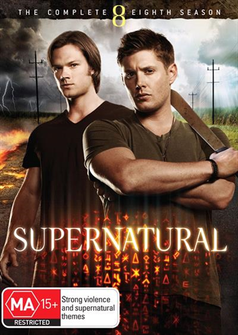 Supernatural - Season 8 | DVD