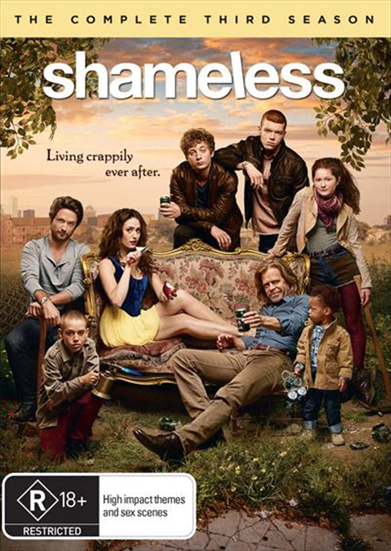 Shameless - Season 3 | DVD