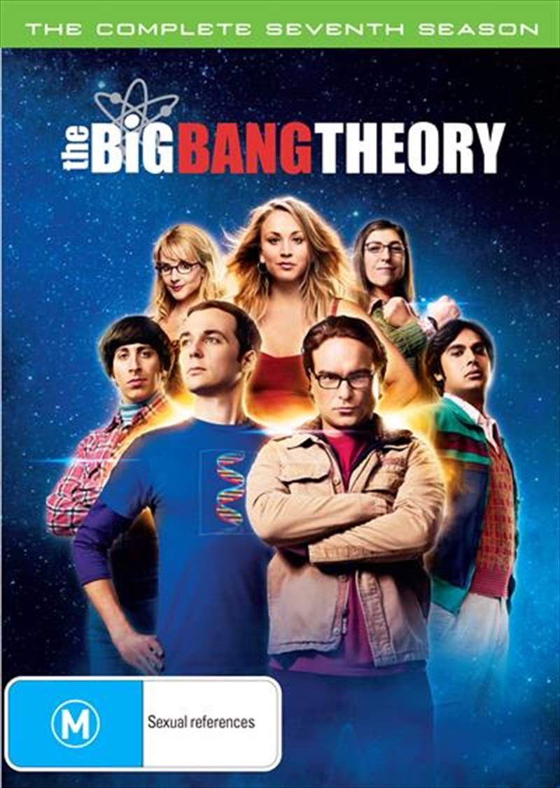 Big Bang Theory - Season 7, The | DVD