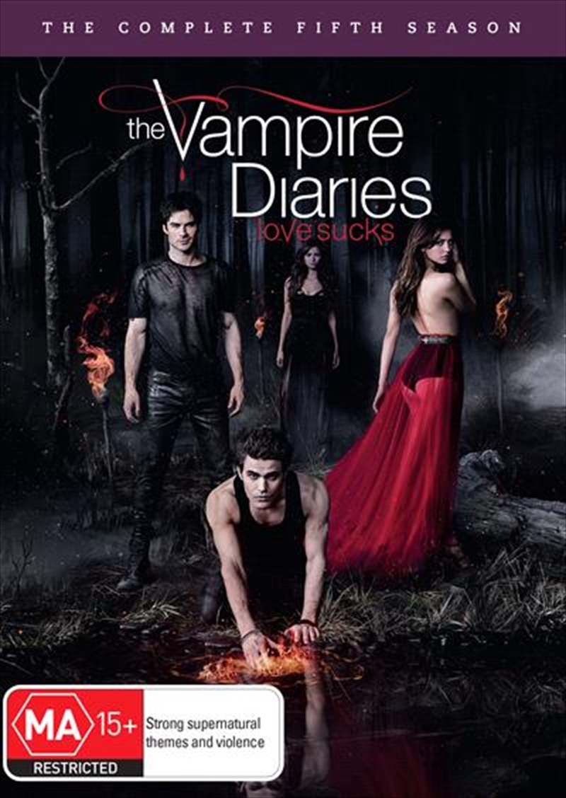 Vampire Diaries - Season 5 | DVD