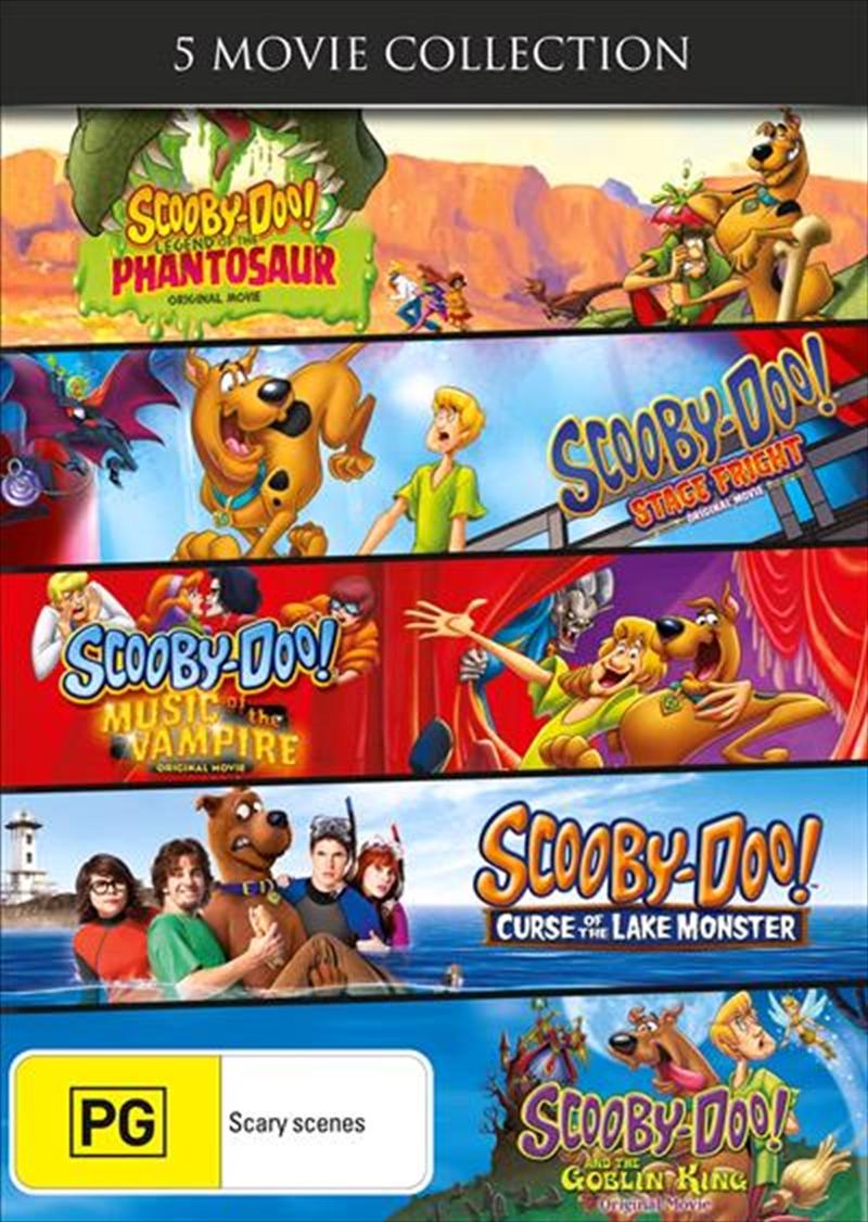 Scooby Doo - Pack 1 | DVD