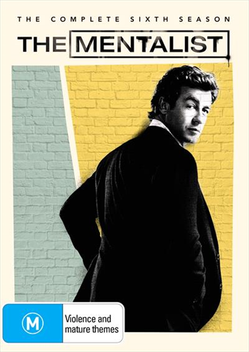 Mentalist - Season 6, The | DVD