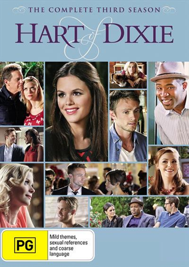 Hart Of Dixie - Season 3 | DVD