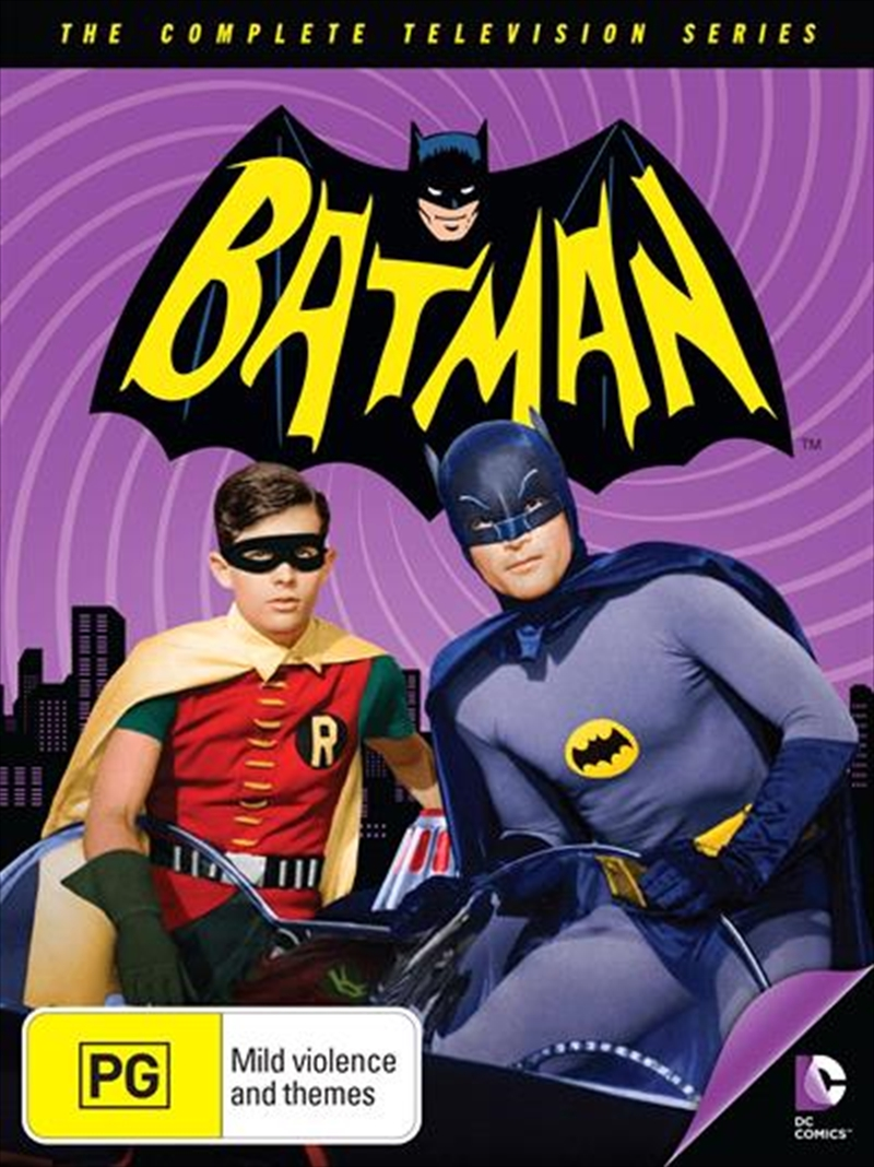 Batman - The Complete Television Series | DVD