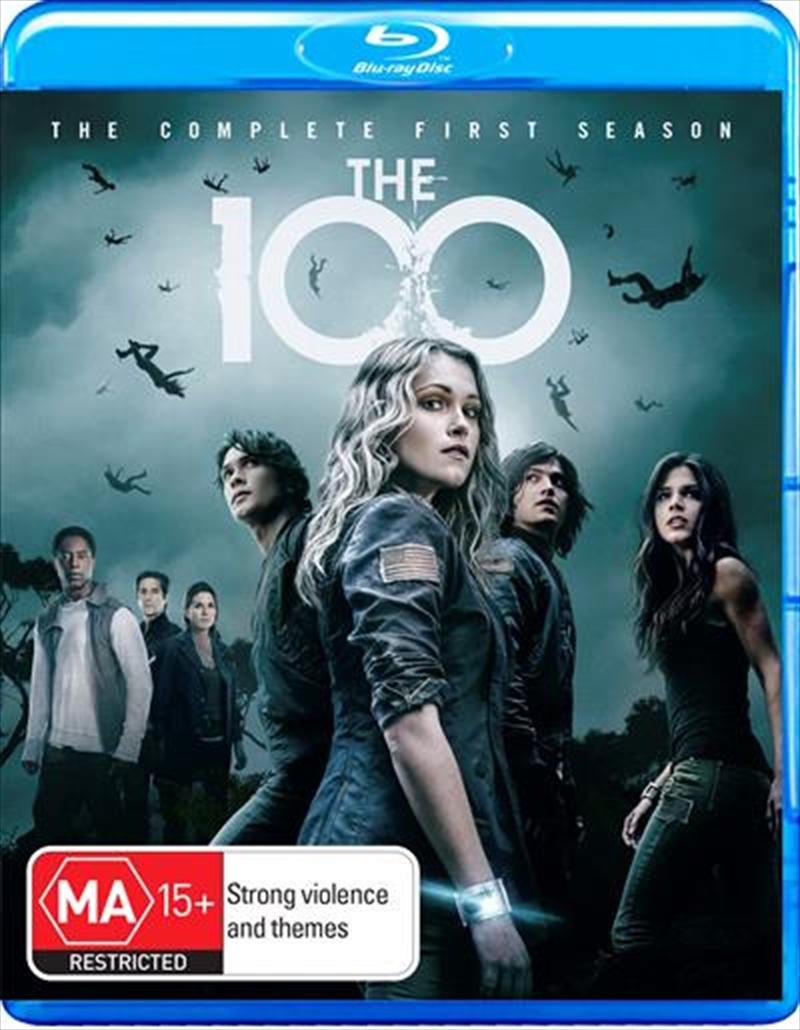 100 - Season 1, The   Blu-ray