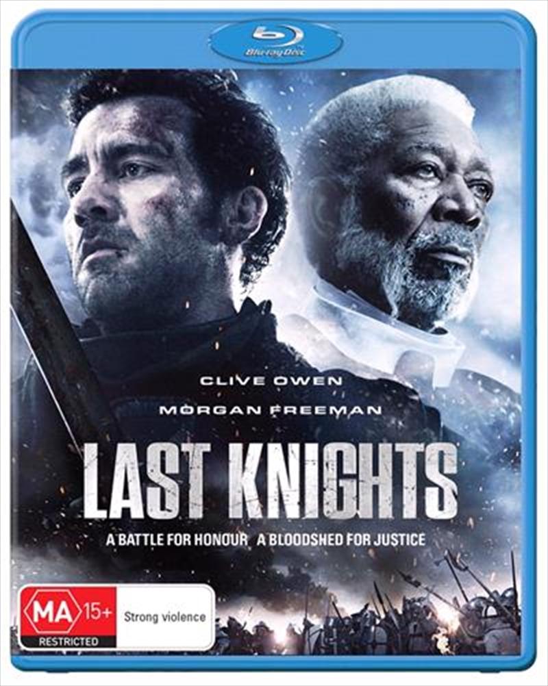 Last Knights | Blu-ray