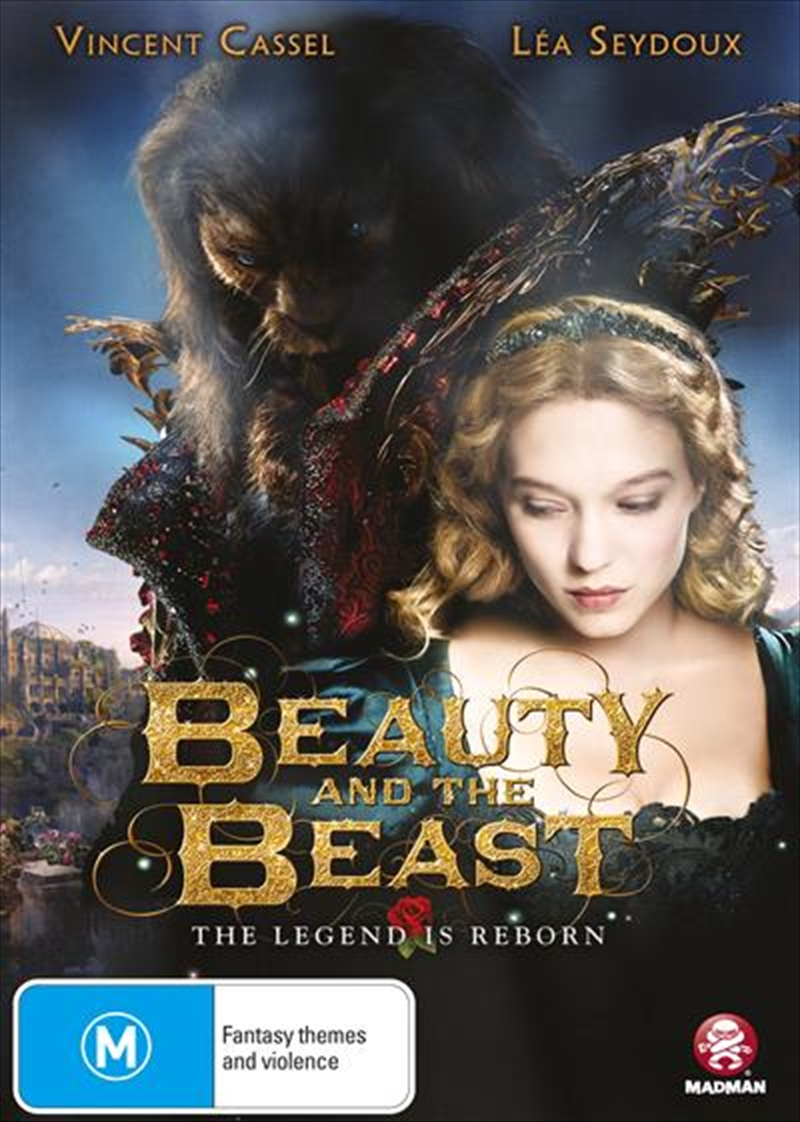 Beauty And The Beast | DVD