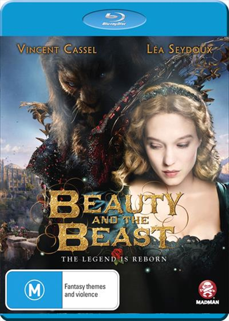 Beauty And The Beast | Blu-ray