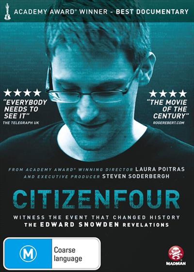 Citizenfour | DVD